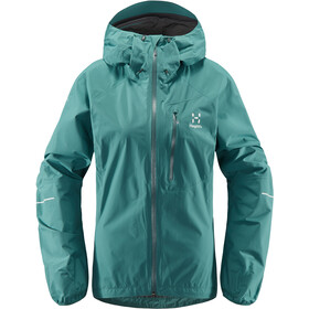 Haglöfs L.I.M Jacket Damen willow green